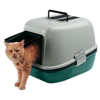 Lechos higiénicos para gatos
