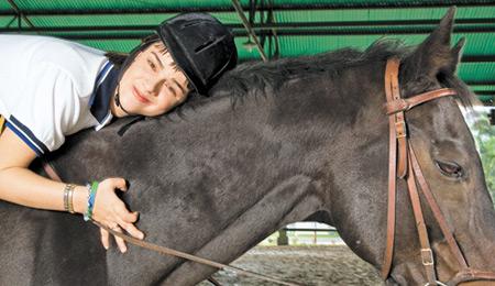 Los beneficios de las terapias con caballos